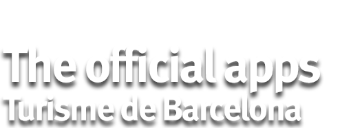 The official apps of Turisme de Barcelona